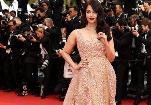 Le look du jour de Cannes : Aishwarya Rai en Elie Saab
