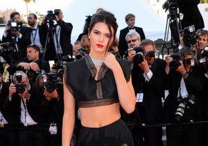 Le look du jour de Cannes : Kendall Jenner en Azzedine Alaïa