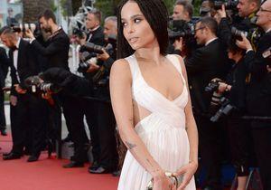 Le look du jour de Cannes : Zoë Kravitz en Valentino