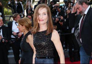Les plus belles robes d'Isabelle Huppert à Cannes