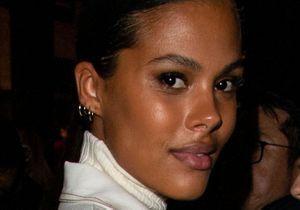 Tina Kunakey à Cannes : canon et sans maquillage pour sa première sortie depuis l'accouchement