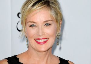 Cannes 2015 : Sharon Stone absente de l'amFAR?