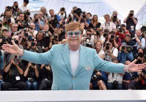 """Cannes 2019 : Elton John, légendaire superstar aux côtés de Taron Egerton pour le  biopic """"Rocketman"""""""