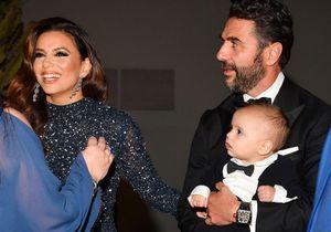 Cannes 2019 : Eva Longoria et son fils Santiago en smoking au Global Gift Gala