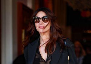 Cannes 2019 : Monica Bellucci, radieuse et très amoureuse de Nicolas Lefebvre sur la Croisette