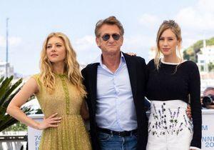 Cannes 2021 : Katheryn Winnick, Sean Penn et sa fille Dylan stars du photocall de Flag Day