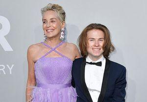 Cannes 2021 : Sharon Stone dévoile les coulisses du gala de l'AmfAR avec son fils Roan
