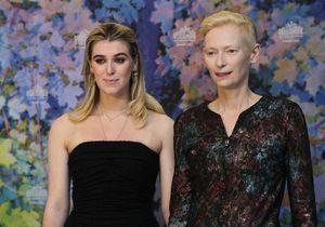 Cannes 2021 : Tilda Swinton et Honor Swinton Byrne, élégant duo mère-fille en Chanel