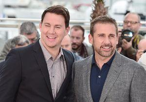 Channing Tatum et Steve Carell en compétition à Cannes avec «Foxcatcher»
