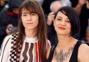 Charlotte Gainsbourg et Asia Argento posent pour «L'Incomprise»
