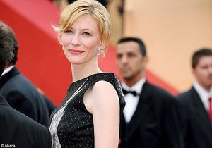 EXCLU : interview de Cate Blanchett, «éternelle adolescente»