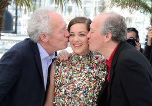 Marion Cotillard à Cannes pour «Deux jours, une nuit»