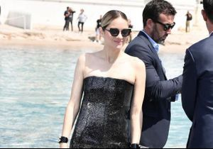 Marion Cotillard en rangers XXL à Cannes : le look qui, une nouvelle fois, va faire parler