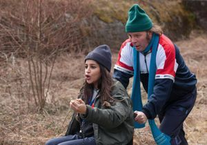 Leïla Bekhti, terrifiante (et hilarante) dans « Le Grand Bain »