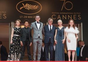 Cannes 2017 : Michelle Williams monte les marches pour Wonderstruck de Todd Haynes
