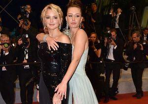 Cannes 2019 : Adèle Exarchopoulos et Virginie Efira montent les marches pour «Sibyl»