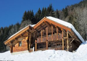 Ambiance cosy au chalet
