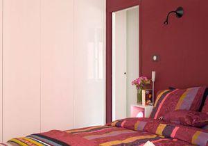 Design et couleurs dans une maison du Nord