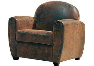 Le fauteuil Club, un look rétro indémodable