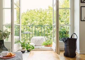 Ces accessoires déco donneront à votre petit balcon un effet incroyable