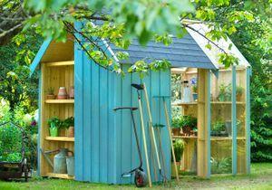 25 abris pour votre jardin