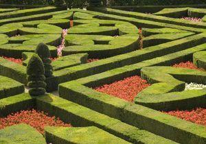 Les jardins à la française qui nous font rêver