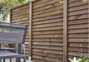 Idée jardin : une clôture pour s'isoler
