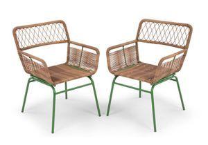 L'objet déco du jour : les chaises de jardin Made.com