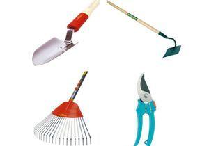 Petite révision de nos outils de jardinage