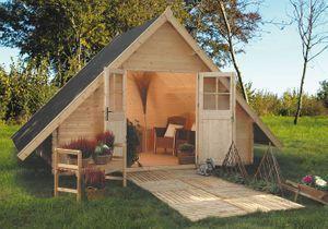 Comment créer une pièce à vivre dans le jardin ?