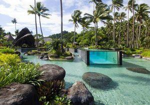 Les plus belles piscines d'hôtels pour rêver