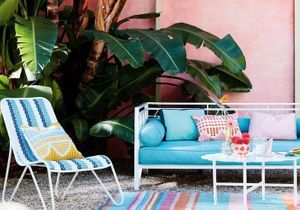 Anthropologie a lancé la collection outdoor de vos rêves