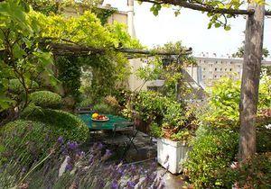Avant/Après : relooking de terrasses