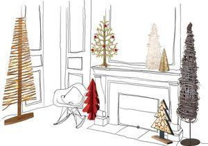 Noël : on s'offre un sapin alternatif