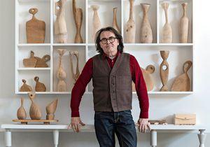 À Senlis, la maison-atelier poétique du sculpteur Franck Evennou