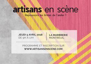 Artisans en Scène : un événement dédié à l'artisanat !