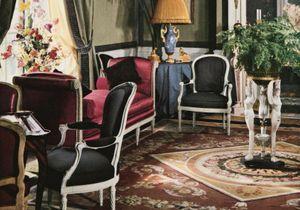 Ce que l'on retient du livre de Christian Dior et la décoration intérieure