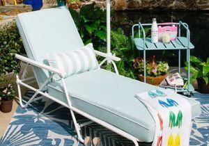#ELLEDécoCrush : Sarah Jessica Parker se lance dans le mobilier outdoor