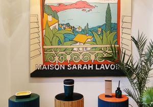 """Maison Sarah Lavoine : avec la nouvelle collection """"Riviera"""", l'été 2018 sera chaud"""