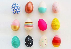 Pâques: les bonnes idées déco repérées sur Pinterest