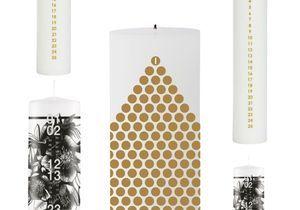 Phénomène : les bougies de l'Avent