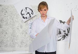 3 questions déco à Louise Bourgoin, artiste pour Pierre Frey