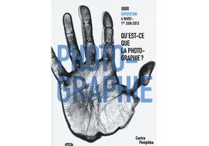 """Expo """"Qu'est-ce que la photographie?"""" à la Galerie de Photographies du Centre Pompidou"""