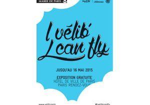 """Exposition """"I vélib', I can fly"""" à Paris Rendez-Vous"""