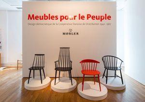 Exposition Meubles pour le peuple à la Maison du Danemark