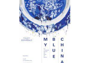 Exposition My Blue China, la mondialisation en bleu et blanc à Limoges