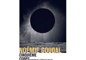 Exposition photographique Noémie Goudal / Cinquième Corps Le BAL