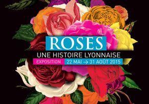 Exposition Roses une histoire lyonnaise