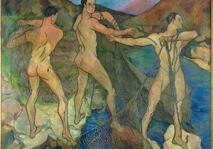 """Exposition """"Valadon, Utrillo & Utter à l'atelier 12, rue Cortot : 1912-1926"""""""