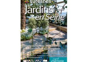 Jardins en Seine à Suresnes